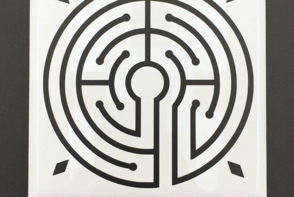 Harmony Labyrinth - Boussole II